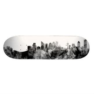 Calgary Canada Skyline Skateboards