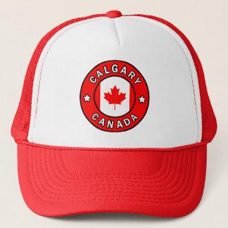 Calgary Canada Trucker Hat