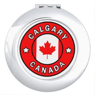 Calgary Canada Vanity Mirror