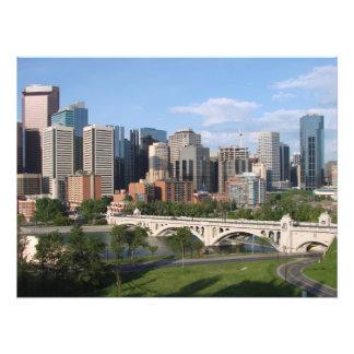 Calgary Photo Print