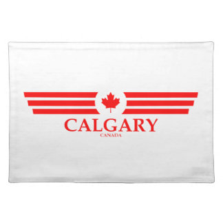 CALGARY PLACEMAT