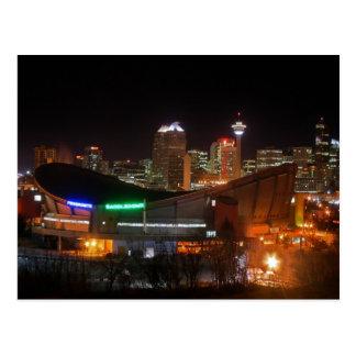 Calgary Saddledome Postcard