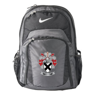 Calhoun Family Crest Coat of Arms Backpack