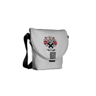 Calhoun Family Crest Coat of Arms Commuter Bag