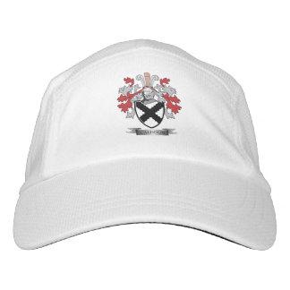 Calhoun Family Crest Coat of Arms Hat