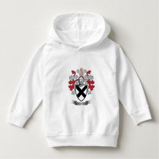 Calhoun Family Crest Coat of Arms Hoodie