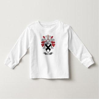 Calhoun Family Crest Coat of Arms Toddler T-Shirt