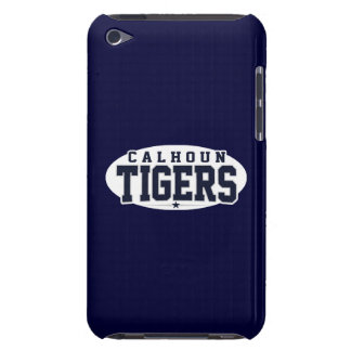 Calhoun High School Tigers Barely There iPod Case