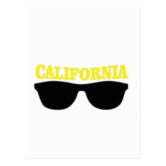 Cali Brow Postcard