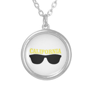 Cali Brow Silver Plated Necklace