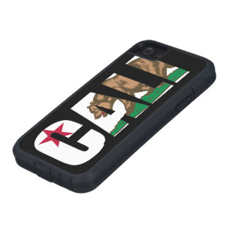 Cali California Flag iPhone 5 Case
