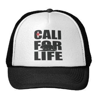 Cali For Life! (California for life!) Cap