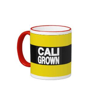 Cali Grown 2 Yellow Mug