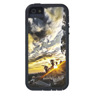 Cali Sunset 2 Cover For iPhone 5
