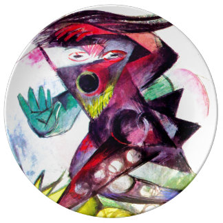 Caliban Plate