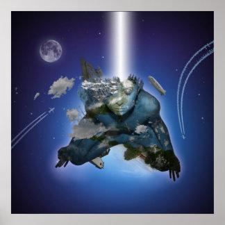 Calibration of Gaia Poster