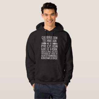 CALIBRATION TECHNICIAN HOODIE