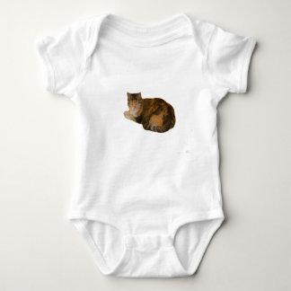 Calico Baby Bodysuit