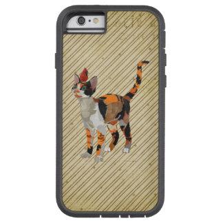 CALICO CAT & CARDINAL TOUGH XTREME iPhone 6 CASE