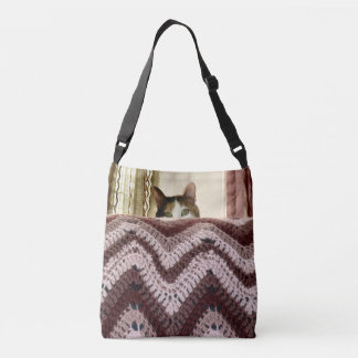 Calico Cat Crossbody Bag