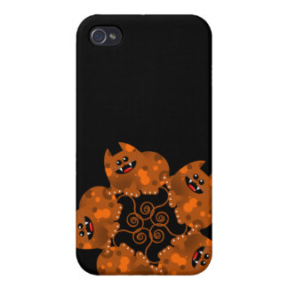 CALICO CAT iPhone 4 COVERS