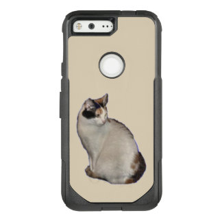 Calico Cat OtterBox Commuter Google Pixel Case