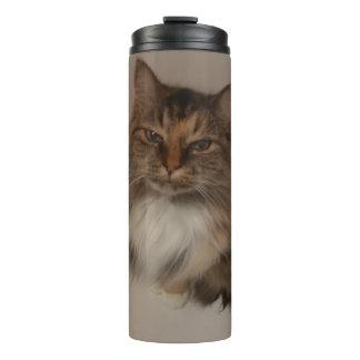 Calico Cat Thermal Tumbler