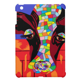 Calico COW iPad Mini Cover