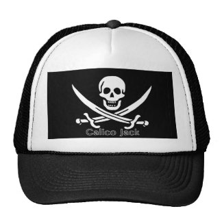 Calico Jack Hat