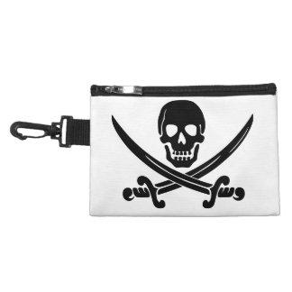 Calico Jack Skull and Crossbones Accessory Bag