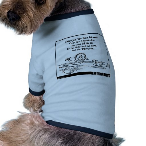 Calico Jam Pet Shirt