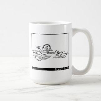 Calico Jam Classic White Coffee Mug