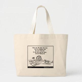 Calico Jam Jumbo Tote Bag