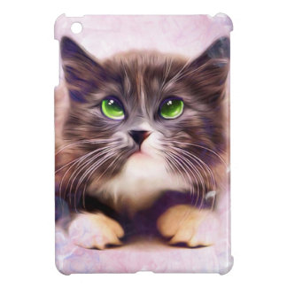 Calico Kitten iPad Mini Covers