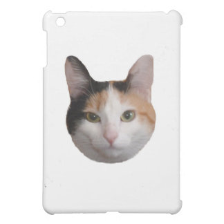 Calico Portrait iPad Mini Cases