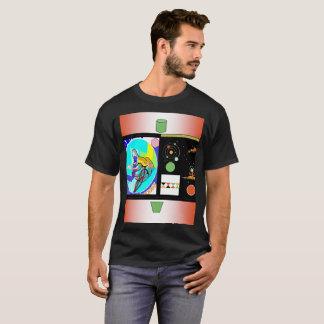 Calidoscopia flannel T-Shirt