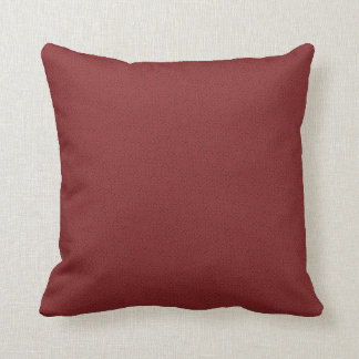 Caliente Red Textured Cushion