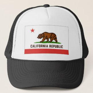 Calif_BallCap_AntsAfire Trucker Hat