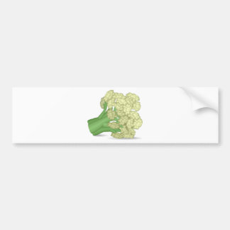 Califlower Bumper Sticker