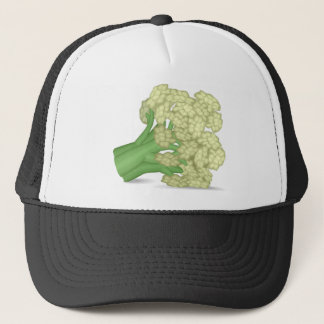 Califlower Trucker Hat