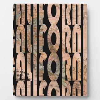 california1861 plaque