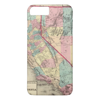California and Nevada 2 2 iPhone 7 Plus Case