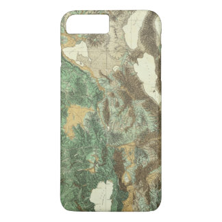 California and Nevada 2 iPhone 7 Plus Case