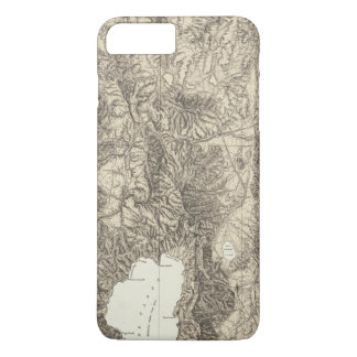 California and Nevada iPhone 7 Plus Case