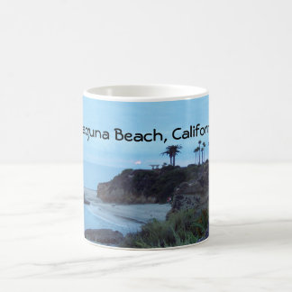 California Beach Pretty Coastal Sunsets Coffee Mug