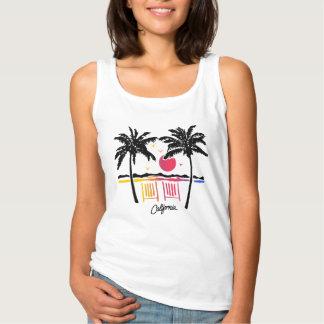 california beach singlet