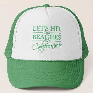 California Beaches hat