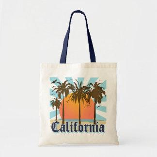 California Beaches Sunset Bag