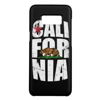 California Bear Flag Case-Mate Samsung Galaxy S8 Case