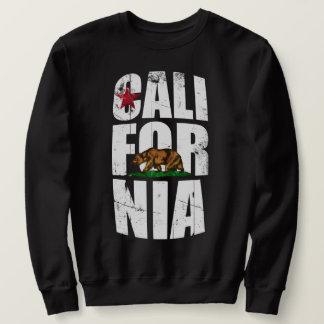 California Bear Flag Sweatshirt